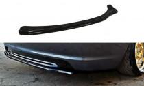 Maxton Design Spoiler zadního nárazníku BMW 3 E46 Coupe - texturovaný plast