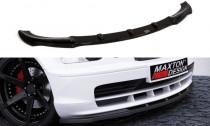 Maxton Design Spoiler předního nárazníku BMW 3 E46 Coupe - texturovaný plast
