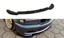 Maxton Design Spoiler předního nárazníku BMW 3 E46 Coupe M-Paket - texturovaný plast