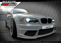 Maxton Design Přední nárazník Generation V BMW 3 E46 Sedan