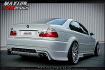 Maxton Design Zadní nárazník Generation V BMW 3 E46 Sedan
