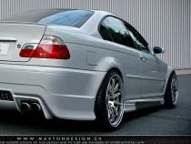 Maxton Design Prahové lišty Generation V BMW 3 E46 Sedan