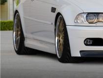 Maxton Design Prahové lišty Vzhled M3 BMW 3 E46 Coupe/Cabrio