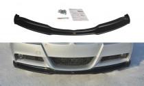 Maxton Design Spoiler předního nárazníku BMW 3 E90 M-Paket - texturovaný plast