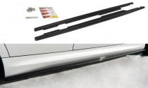 Maxton Design Prahové lišty BMW 3 E90 M-Paket - texturovaný plast