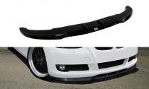 Maxton Design Spoiler předního nárazníku BMW 3 E92/E93 - texturovaný plast
