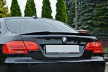 Maxton Design Lišta víka kufru BMW 3 E92 M-Paket - texturovaný plast