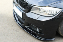 Maxton Design Spoiler předního nárazníku BMW 3 E91 Facelift M-Paket - texturovaný plast