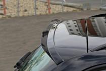 Maxton Design Nástavec střešního spoileru BMW 3 E91 Facelift M-Paket - texturovaný plast