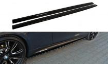 Maxton Design Prahové lišty BMW 4 F32 M-Paket - texturovaný plast