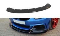 Maxton Design Spoiler předního nárazníku Racing BMW 4 F32 M-Paket V.3