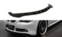 Maxton Design Spoiler předního nárazníku BMW 5 E60/61 - texturovaný plast