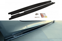 Maxton Design Prahové lišty BMW 5 E60/61 M-Paket - texturovaný plast