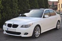 Maxton Design Přední nárazník Vzhled M5 BMW 5 E60/61