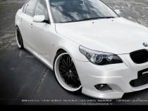 Maxton Design Prahové lišty Vzhled M5 BMW 5 E60/61