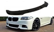 Maxton Design Spoiler předního nárazníku BMW 5 F10/F11 M-Paket V.1 - texturovaný plast