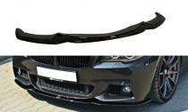 Maxton Design Spoiler předního nárazníku BMW 5 F10/F11 M-Paket V.2 - texturovaný plast