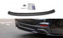 Maxton Design Spoiler zadního nárazníku BMW 5 G30/G31 M-Paket - texturovaný plast