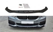 Maxton Design Spoiler předního nárazníku BMW 5 G30/G31 M-Paket V.1 - texturovaný plast