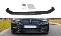 Maxton Design Spoiler předního nárazníku BMW 5 G30/G31 M-Paket V.2 - texturovaný plast