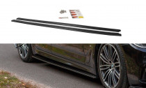 Maxton Design Prahové lišty BMW 5 G30/G31 M-Paket - texturovaný plast