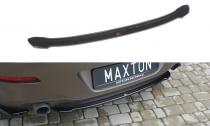 Maxton Design Spoiler zadního nárazníku BMW 6 F06 Gran Coupé - texturovaný plast