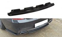 Maxton Design Spoiler zadního nárazníku BMW 6 F06 Gran Coupé M-Paket - texturovaný plast
