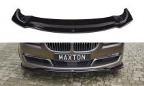 Maxton Design Spoiler předního nárazníku BMW 6 F06 Gran Coupé - texturovaný plast