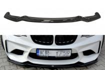 Maxton Design Spoiler předního nárazníku BMW M2 F87 - texturovaný plast