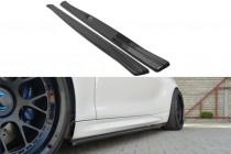 Maxton Design Prahové lišty BMW M2 F87 - texturovaný plast