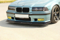 Maxton Design Spoiler předního nárazníku BMW M3 E36 V.1 - texturovaný plast
