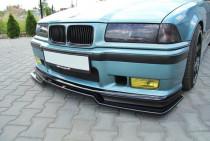 Maxton Design Spoiler předního nárazníku BMW M3 E36 V.2 - texturovaný plast