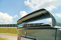 Maxton Design Spodní nástavec zadního spoileru BMW M3 E36 - texturovaný plast