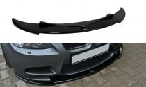 Maxton Design Spoiler předního nárazníku BMW M3 E92 V.1 - texturovaný plast