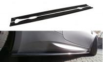 Maxton Design Prahové lišty BMW M3 E92 - texturovaný plast