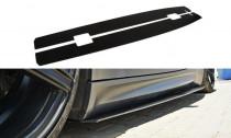 Maxton Design Prahové lišty Racing BMW M3 E92