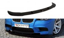Maxton Design Spoiler předního nárazníku BMW M5 F10 V.1 - texturovaný plast