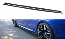 Maxton Design Prahové lišty BMW M5 F90 - texturovaný plast