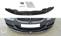 Maxton Design Spoiler předního nárazníku BMW M6 E63 V.1 - texturovaný plast
