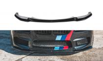 Maxton Design Spoiler předního nárazníku BMW M6 F06 V.2 - texturovaný plast