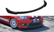 Maxton Design Spoiler předního nárazníku Ford Fiesta ST Mk6 V.2 - texturovaný plast