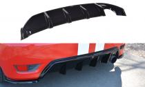 Maxton Design Spoiler zadního nárazníku Ford Fiesta ST Mk6 - texturovaný plast