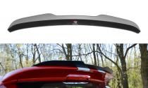 Maxton Design Nástavec střešního spoileru Ford Fiesta ST Mk6 V.1 - texturovaný plast