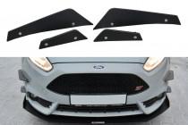 Maxton Design Křidélka předního nárazníku Ford Fiesta ST Mk7 Facelift