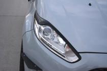Maxton Design Mračítka předních světlometů Ford Fiesta ST Mk7 Facelift V.2 - černý lesklý lak