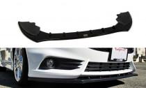 Maxton Design Spoiler předního nárazníku Ford Fiesta ST Mk7 Facelift V.2 - texturovaný plast