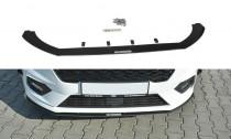 Maxton Design Spoiler předního nárazníku Racing Ford Fiesta ST Mk8 V.2