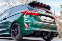 Maxton Design Spoiler zadního nárazníku Ford Fiesta ST Mk8 - texturovaný plast