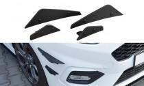 Maxton Design Křidélka předního nárazníku Ford Fiesta ST Mk8