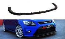 Maxton Design Spoiler předního nárazníku Ford Focus RS Mk2 V.1 - texturovaný plast